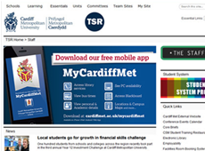Cardiff Met | Intranet